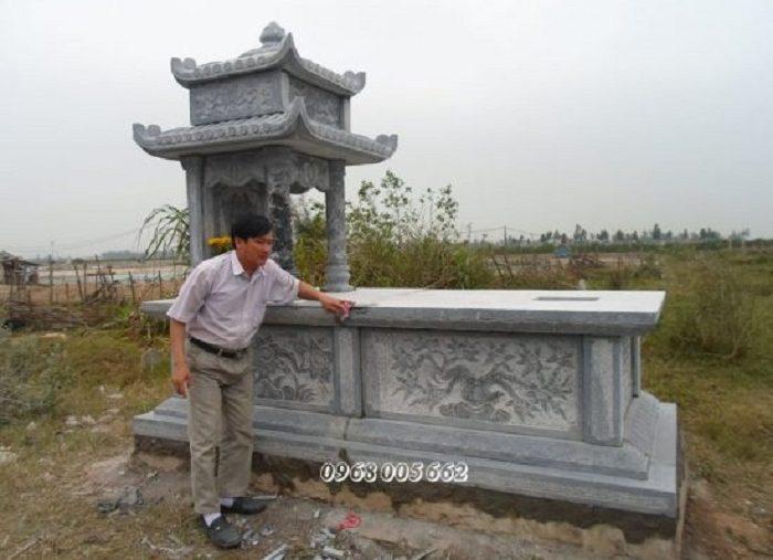 GIẢI ĐÁP: Kích thước xây mộ theo phong thủy chuẩn nhất